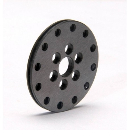 Ventilated One Piece Brake Disk With inner groove (30x2.6mm) (1pc)