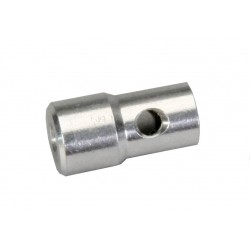 Soporte Aluminio Para Varilla Sujeccion Escape (1Pz)