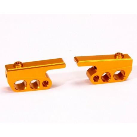 Soporte barras estabilizadoras delanteras Aluminio (2pzs)