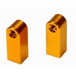 Soportes De Servo Aluminio (2)