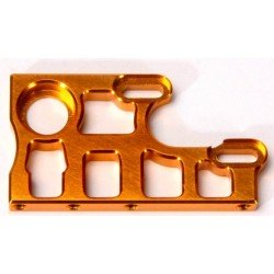 Alu. Motor Mount (One-Piece) (Op) (1)