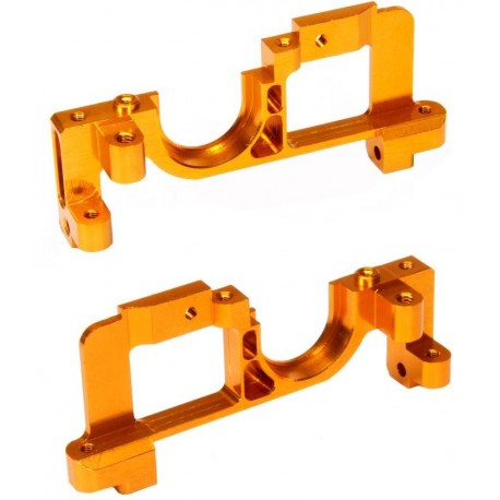Tabicas delanteras aluminio Izq + Der (1set)