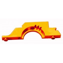 Tapa Superior Tabica Trasera Aluminio - Derecha (1)
