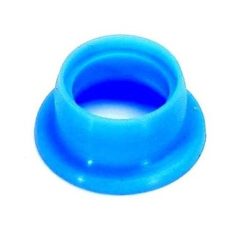 Junta silicona para escape 1/10 - azul (1pz)
