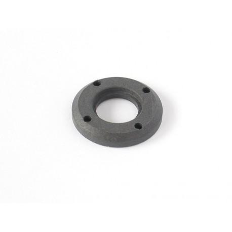 4 Hole Clutch Shoe (Black) (1pc)