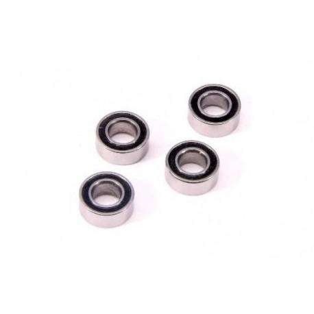 Bearing 5X10X4 (4pcs)