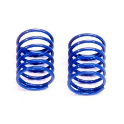 Front Damper Spring 1.5mm (Blue/S) (2pcs)