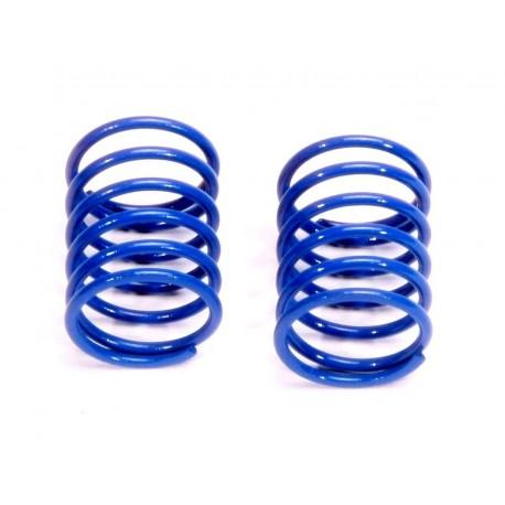 Front Damper Spring 1.5mm (Blue/S) (2pcs)