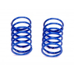 Rear Damper Spring 1.5mm (Blue/L) (2Pcs)
