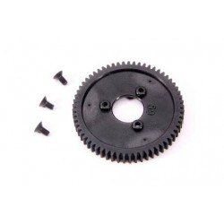 1-Speed Gear 59T (2-Speed Change One-Way Bearing 6mm) (1Pc)
