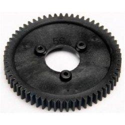 1-Speed Gear 59T (2-Speed Change One-Way Bearing 8mm) (1Pc)