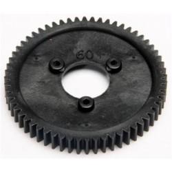 Corona 1ª Velocidad 60T (Cambio Con One-Way 8mm) (1Pz)
