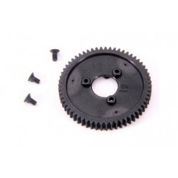 1-Speed Gear 61T (2-speed change One-Way bearing 6mm) (1pc)