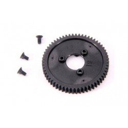 1-Speed Gear 61T (2-Speed Change One-Way Bearing 6mm) (1Pc)