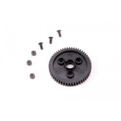 2-Speed Gear 56T (2-speed change One-Way bearing 6mm) (1pc)