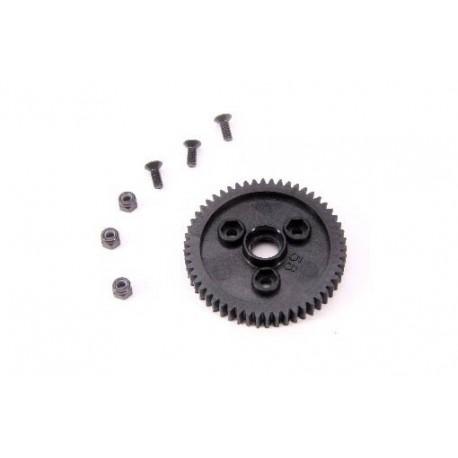 2-Speed Gear 56T (2-speed change One-Way bearing 6mm) (1pc)