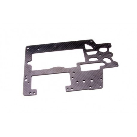 Carbon Radio Tray (2.5mm) (1pc)