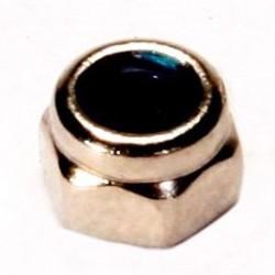 Nylon Nut 2.5mm (20Pcs)