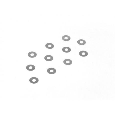 Arandela 3.5 X 8 X 0.1 (10pzs)