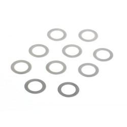 Washer 12 X 18 X 0.3 mm (10Pcs)