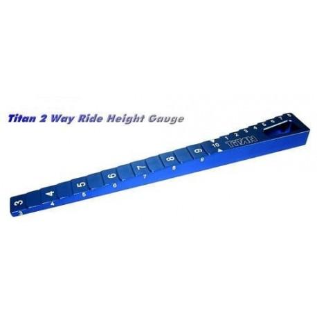 Galga medicion alturas (chasis suspension)