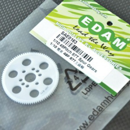 1/10 48Pitch 85T Spur Gears (1)