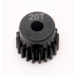 Piñon Motor 1/10 - Eje 3mm - Paso 48 - 20T (1)