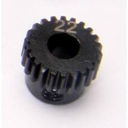 48P 22T 5mm bore Steel Pinion Gear (1pc)