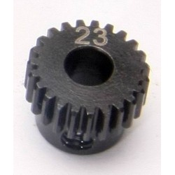 48P 23T 5mm Bore Steel Pinion Gear (1Pc)