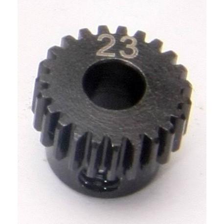 Piñon motor - Eje 5mm - Paso 48 - 23T(1pc)