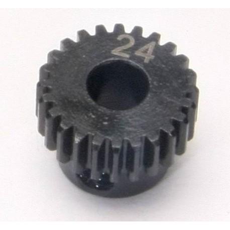 48P 24T 5mm bore Steel Pinion Gear (1pc)