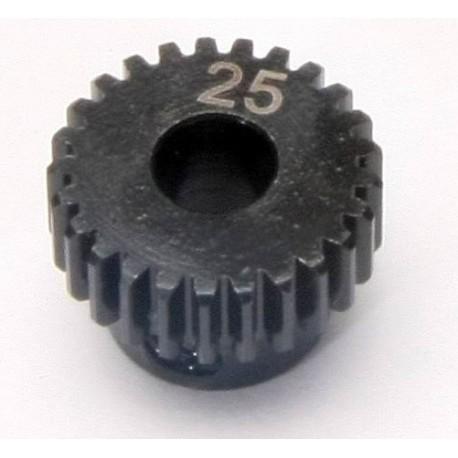 Piñon motor - Eje 5mm - Paso 48 - 25T (1pc)