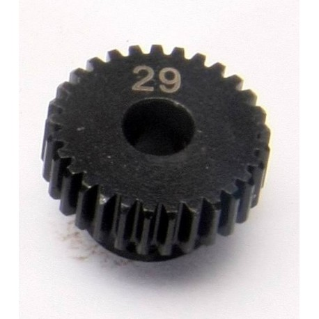 Piñon motor - Eje 5mm - Paso 48 - 29T (1pc)