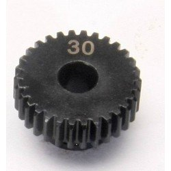 48P 30T 5mm Bore Steel Pinion Gear (1Pc)