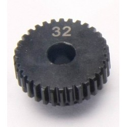 48P 32T 5mm Bore Steel Pinion Gear (1Pc)