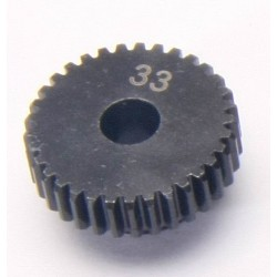 48P 33T 5mm Bore Steel Pinion Gear (1Pc)