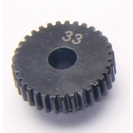 48P 33T 5mm bore Steel Pinion Gear (1pc)