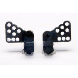 New Rear Bulkhead Bracket - L+R (1 Set)