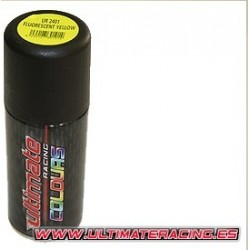 Spray Pintura Amarillo Fluorescente 150Ml.
