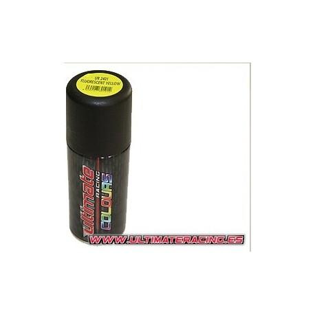 Spray pintura Amarillo fluorescente 150ml.