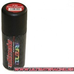 Spray Pintura Rojo Metalizado Ultimate 150Ml.