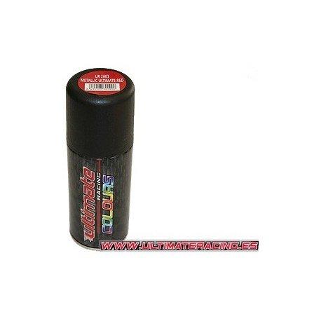 Spray paint Red metallic ultimate 150ml.