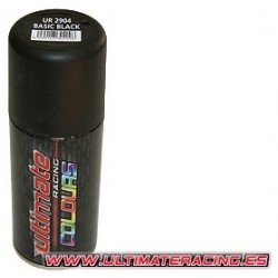 Spray Paint Black 150Ml.