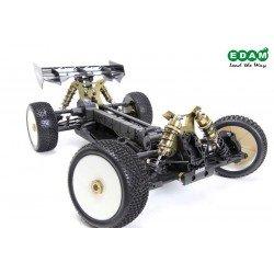 Edam Zoom 1/8 Tt Eléctrico Buggy Solo Chasis