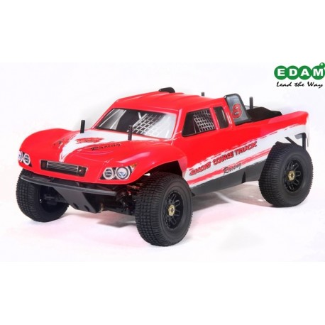 Edam Zoom 1/8 off-road Belt Drive Short Course Chassis Edition