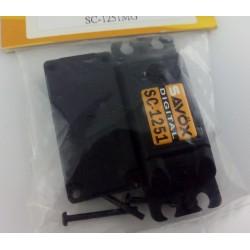 Spare Parts Servo Box Savox Sc1251Mg