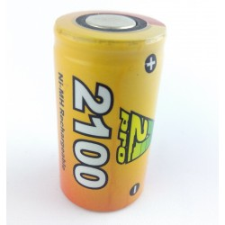 Chispometer Battery 2100mAh 1.2 V