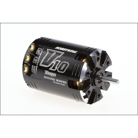 Hobbywing XERUN 5.5 V10 engine Brushless Black