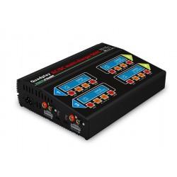 Q6AC Quadplay AC/DC Multi Cargador / Descargador / Balanceador 200W (4 X 50W)