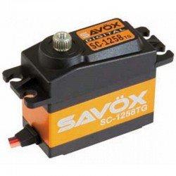 Digital Servo Savox Sc1258Tg 12 Kg